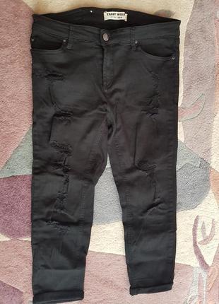 Короткі джинси
