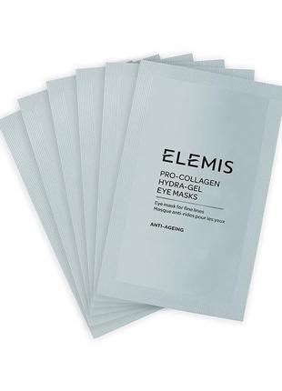 Лифтинг патчи для контура глаз elemis pro collagen eye mask