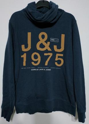 M 48 идеал jack & jones худи толстовка кенгурушка свитшот мужской весна осень zxc