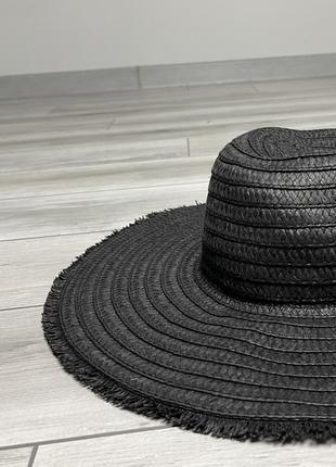 Большая широкополая шляпа на пляж primark