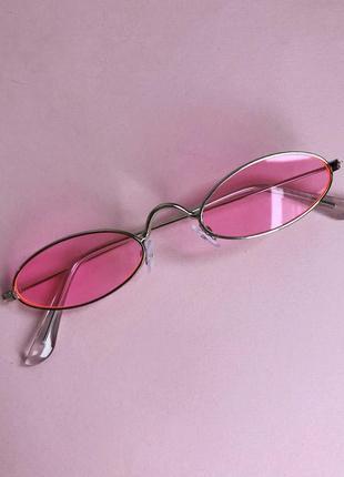 Женские розовые очки, хит сезона