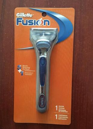 Станок для бритья gillette fusion