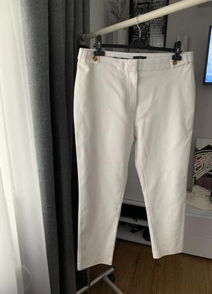 Супер якісні білі штани на літо