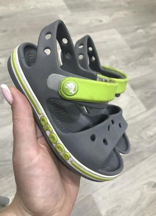 Crocs детские с8
