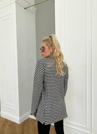 Пиджак удлиненный блейзер8 фото