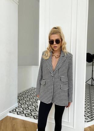 Пиджак удлиненный блейзер10 фото