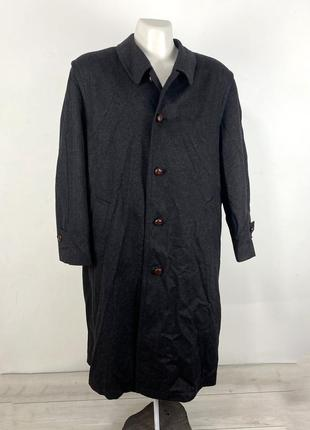 Пальто теплое schneiders lodenfrey шерстяное