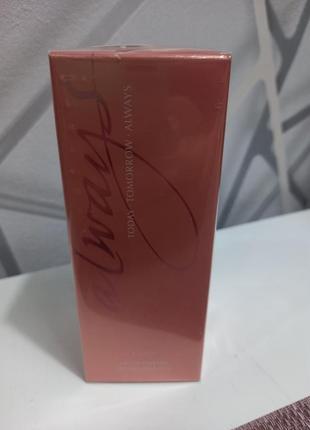 Женская парфюмерная вода always