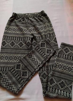 Модные лосины штаны