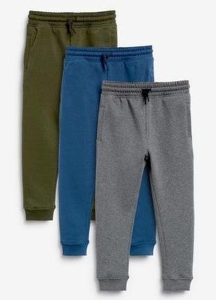 Спортивные утепленные штаны