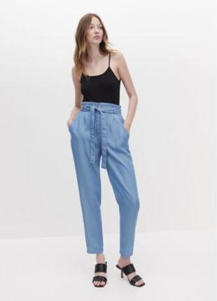Reserved новые женские летние джинсы р. 38 eu m