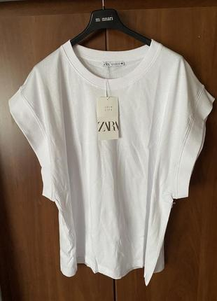 Zara жіноча футболка8 фото