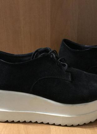 Кеды на танкетке,ботинки