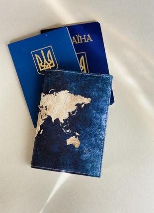 Карта обложка на паспорт , загранпаспорт, загран