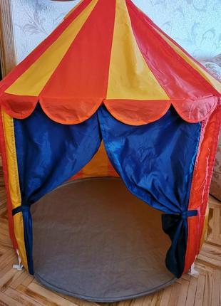 Игровая детская палатка
