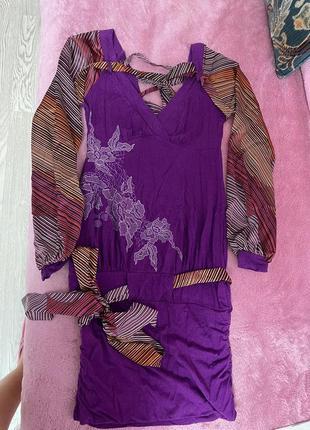 Платье туника размер s