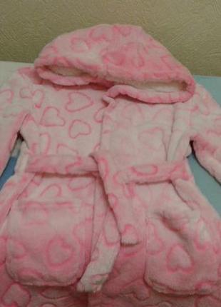 Продам махровый халат,на2-3 года,цена 100 грн
