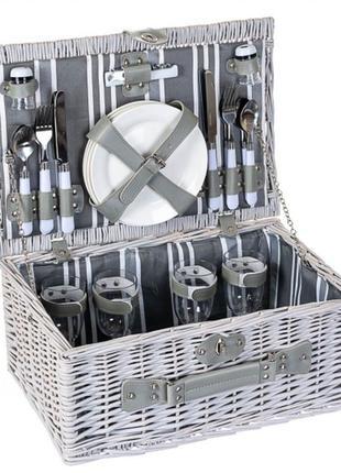 Пікник-корзина для 4 персон (0503-001)