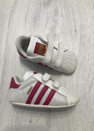 Модные кроссовки adidas, кеды, пинетки 12-12,5 см