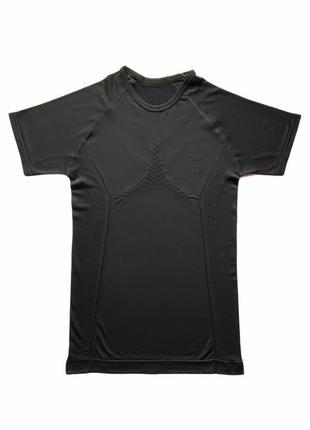 Мужская спортивная функциональная футболка из микрофибры crivit, s, xl.