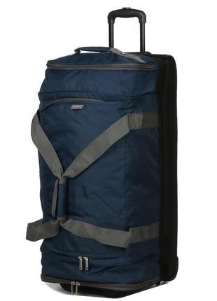 Мега гигантская сумка на колесах airtex france