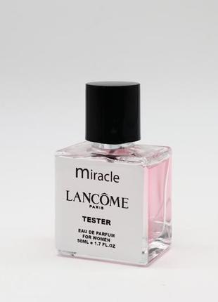 Lancome miracle (тестер 50 ml)