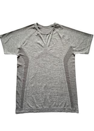 Мужская спортивная функциональная футболка из микрофибры crivit, l.