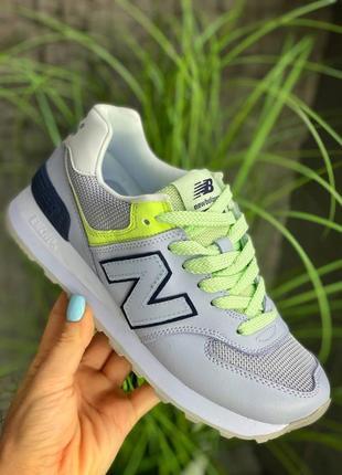 Натуральная кожа! яркие кроссовки