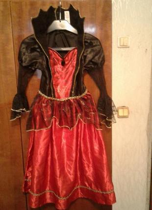 Детский карнавальный костюм 5-6 лет