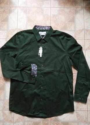 Новая рубашка с длинным рукавом primark