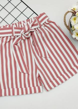 Красивые шорты для девочки