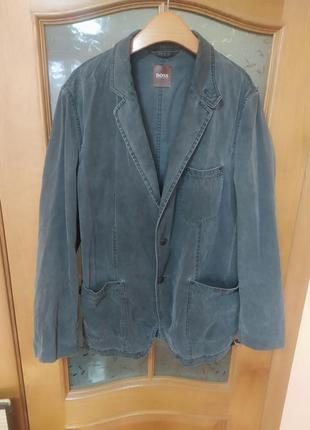Пиджак от hugo boss,p. l-xl