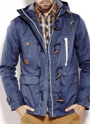 Парка куртка ветровка мужская