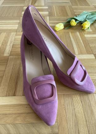 Шкіряні туфлі peter kaiser