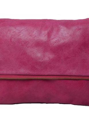 Замшева сумка,женская сумочка,клатч, кросбоди натуральная кожа италия.код п38962