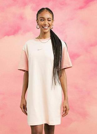 Супер платье футболка nike оригинал