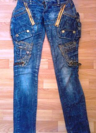 Улетные джинсики raw