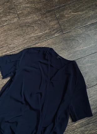 Блуза с завязками cos