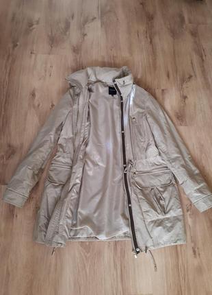 Удлиненная куртка-плащ reserved