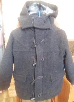Крутое стильное пальто