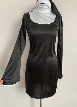 Монашка монахиня 42-44 костюм карнавальный