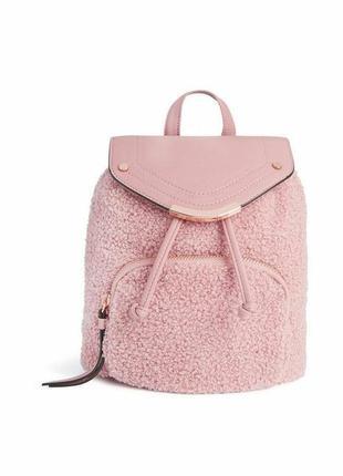 Teddy backpack, рюкзак, рюкзачок primark