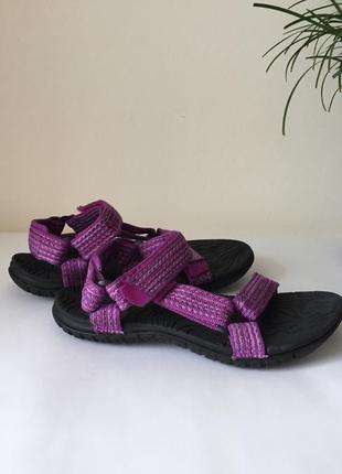 Сандалі текстильні дитячі нові оригінал teva розмір 31-32