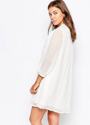 Нежное платье french connection3