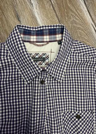 Стильная рубашка marc o polo