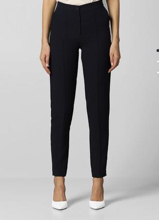 Шикарние брюки / трендові класичні заужені штани