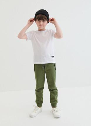 Спортивные штаны на мальчика на флисе