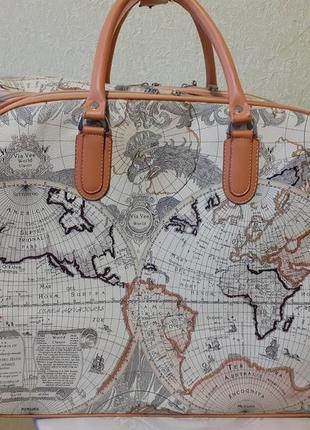Сумка чемодан дорожняя для путешествий