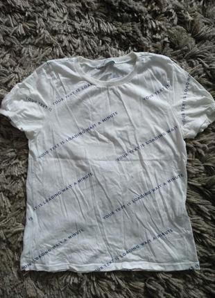 Крутая футболка zara оригинал