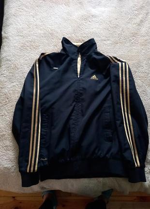 Куртка спортивна двохстороння